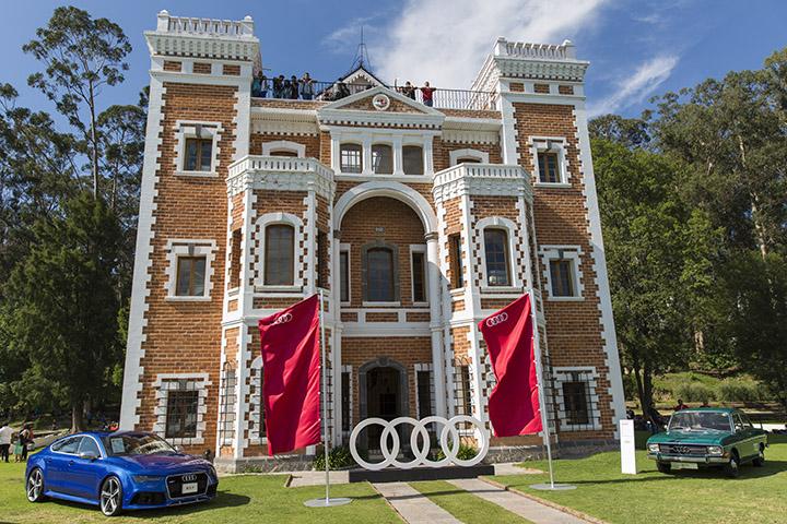 Audi México en el Puebla Classic Tour: punto de encuentro para talentos de la región