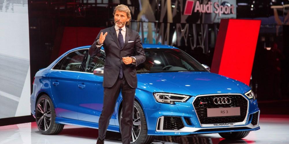Stephan Winkelmann (CEO quattro GmbH)