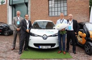 Renault ya con 100 mil autos eléctricos entregados