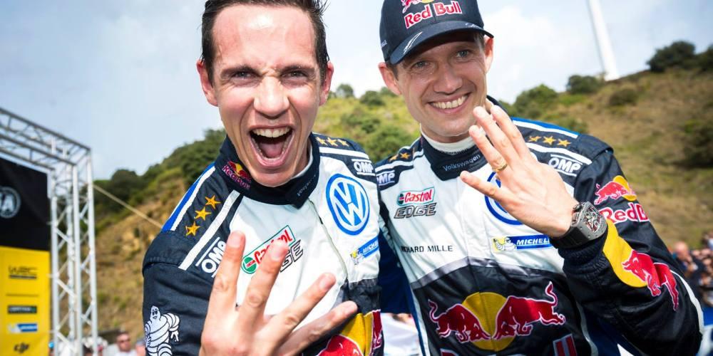 Ogier e Ingrassia logran su Cuarto Titulo consecutivo en el WRC