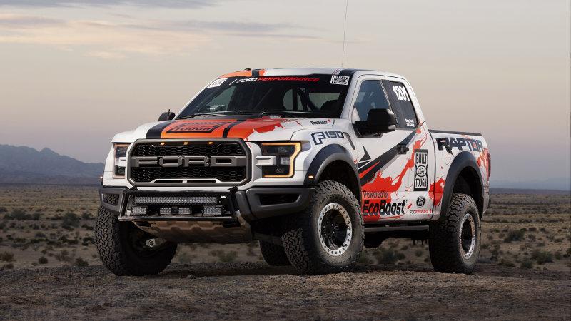Ford regresa a la Baja 1000