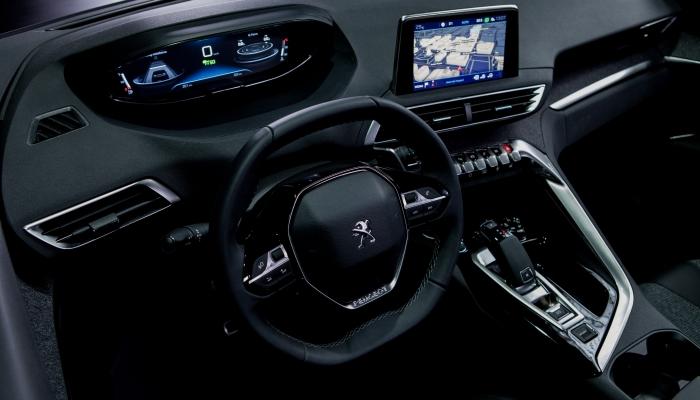 Peugeot i-Cockpit 6
