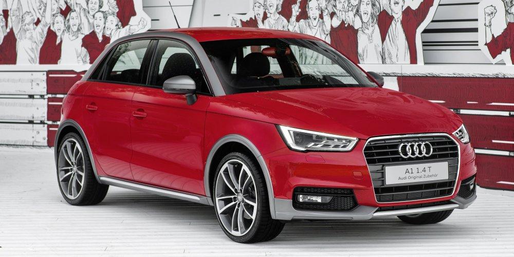 Audi Genuine Accessories A1 Sportback active kit