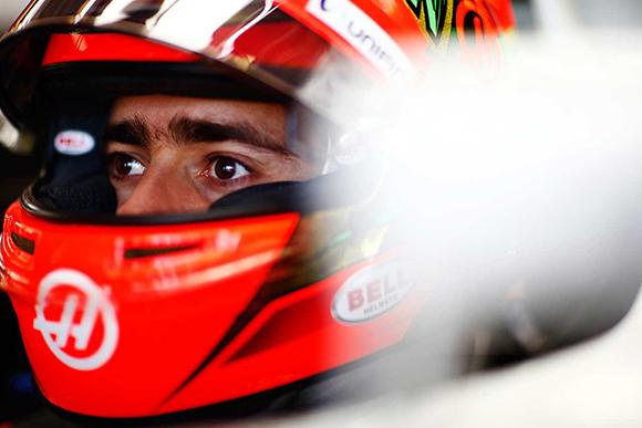 Debuta Esteban Gutiérrez en el Gran Premio de México
