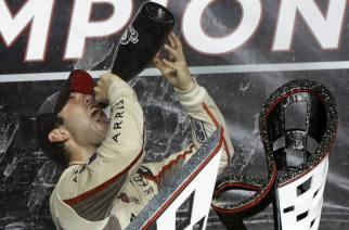 Histórico: Daniel Suárez se consagró campeón en Nascar Xfinity Series