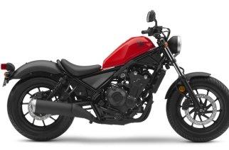 Honda presenta nuevas Rebel