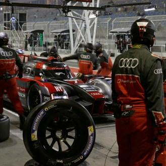 Audi se despide del WEC 15