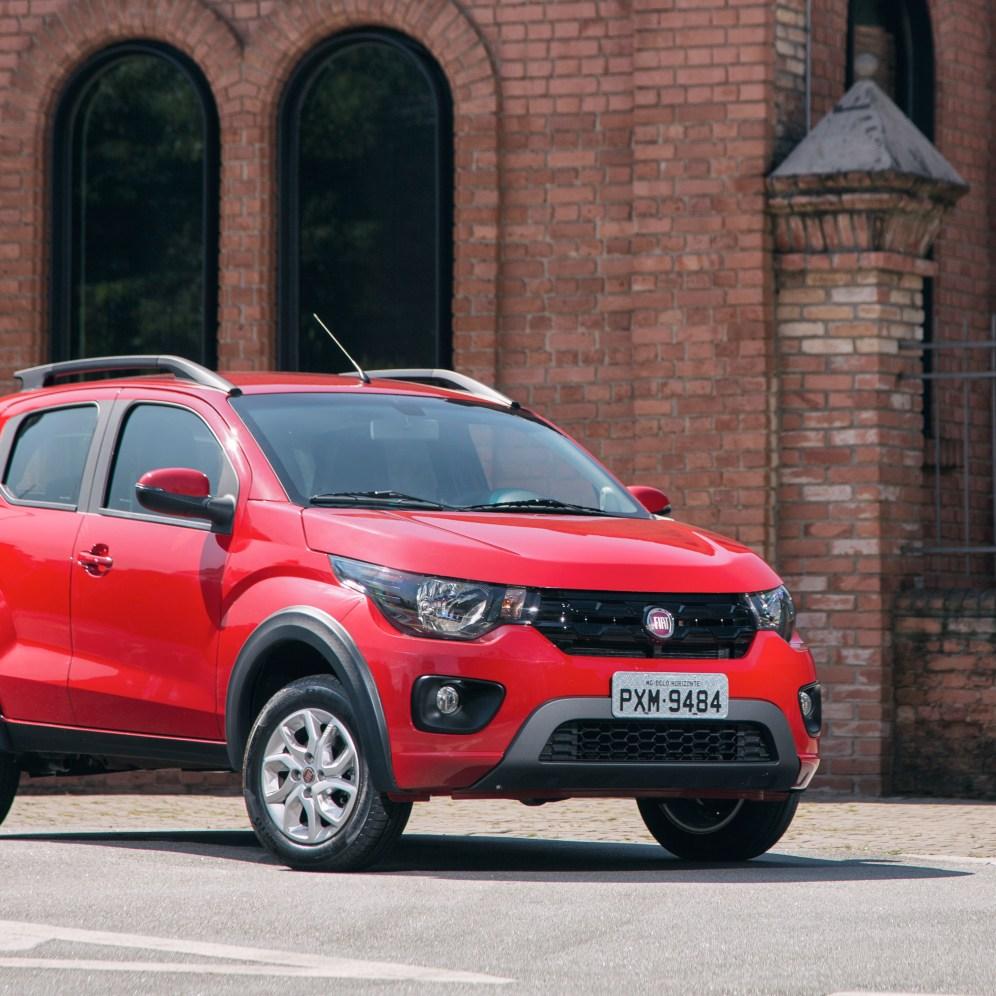 Fiat Mobi test-drive 1