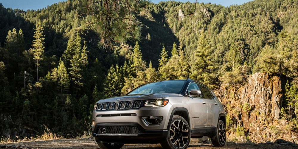 Auto Show de Los Ángeles 2016: Jeep Compass