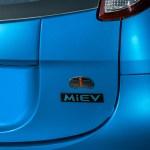 La nueva ola de autos eléctricos Mitsubishi i-MiEV 2