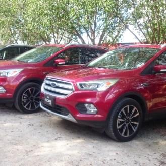 Ford Escape 2017 test-drive 3