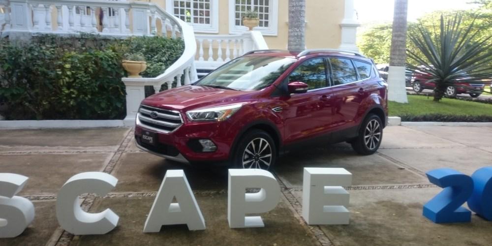 Ford Escape 2017 test-drive 4