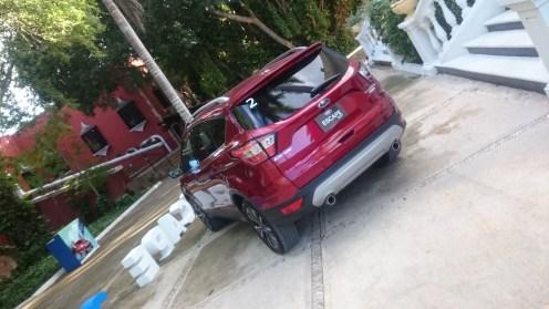 Ford Escape 2017 test-drive 6
