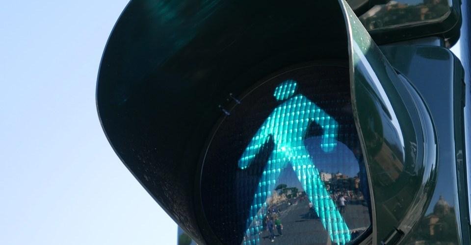 ¿Somos peatones empoderados? Cuidado…