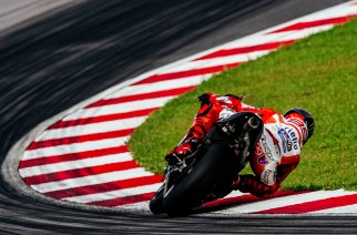 Lorenzo mejora con la Ducati en Sepang