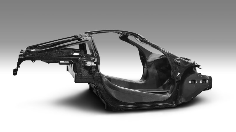 "McLaren presenta nuevo chasis ""Monocage II"""