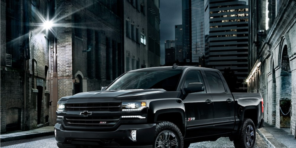 Chevrolet Cheyenne Midnight Edition 2017, ya en México