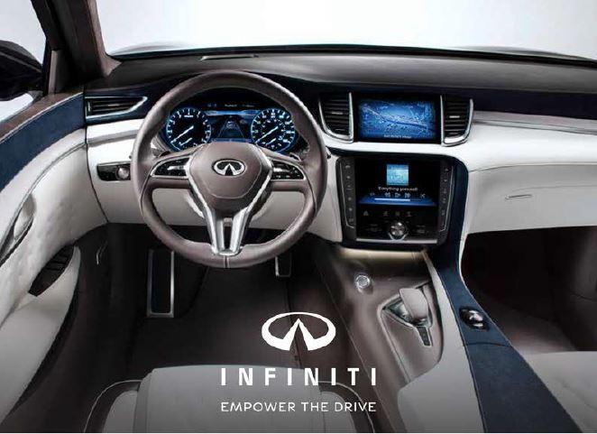 Infiniti y su visión de manejo autónomo