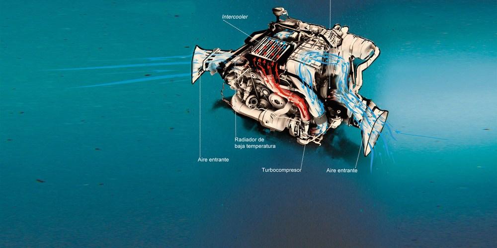 Cómo funciona el 4 cilindros de los 718 Boxster y Cayman