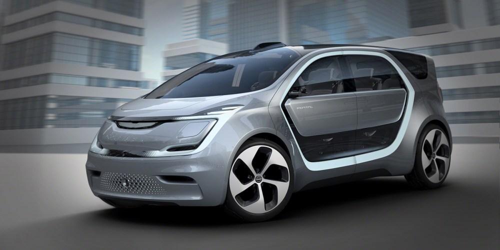 CES 2017: Chrysler Portal Concept