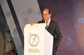 Gabriel López, Presidente y Director General de Ford México