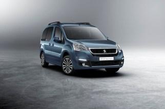 Autoshow Ginebra: Peugeot Partner Tepee eléctrico