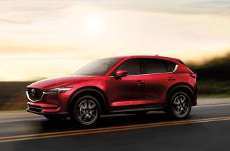 Mazda CX-5 a prueba esta semana, en distribuidoras en breve, inicia en 379,900 pesos.