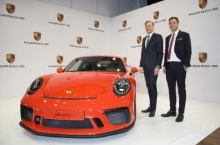 2016 es el mejor año fiscal de Porsche en la historia