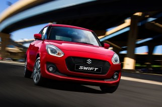 Suzuki Swift 2108, inicia ventas en abril a nivel mundial