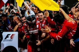 Ferrari largará desde la primera fila tras épica batalla
