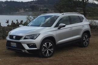 Ateca, el primer SUV de SEAT, a prueba desde el punto de vista femenino