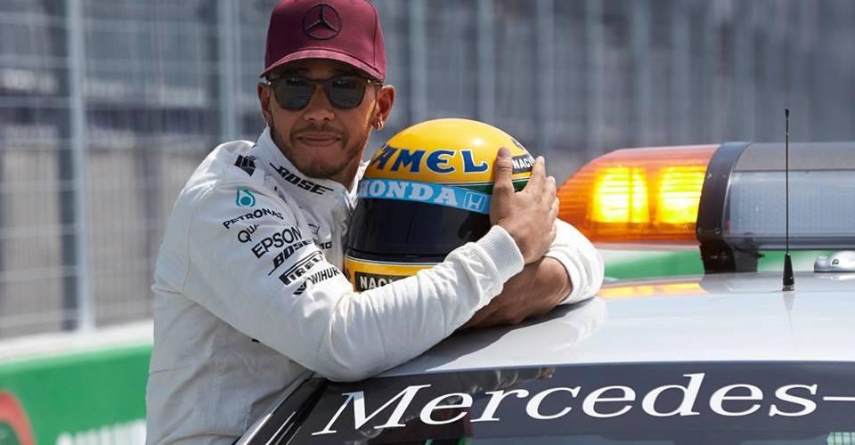 Hamilton ¿Igual o mejor que Senna?