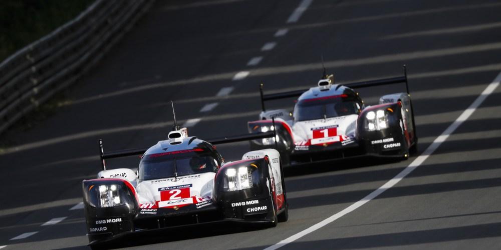 El equipo Porsche LMP se reporta listo para LeMans