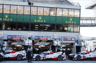 Toyota y las 24 horas de Le Mans…