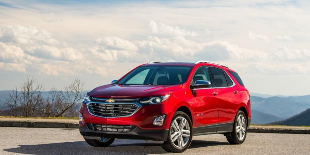 Chevrolet Equinox 2018, presume nueva generación
