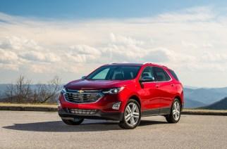 Chevrolet Equinox 2018, presume nueva genración