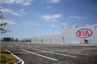 ¿Cómo se exporta un auto de KIA Motors México?