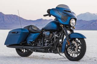Legend Blue, el color del 115 aniversario de Harley-Davidson