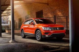 Volkswagen Tiguan es elegido como El Mejor SUV Compacto del 2017