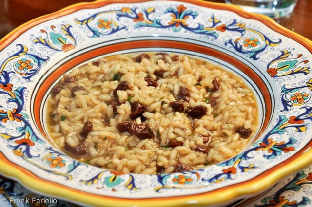 Rice with Raisins
