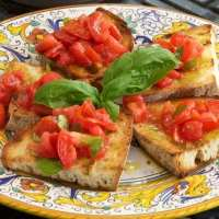 Authentic Bruschetta: A Basic Recipe