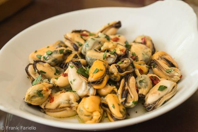 Mussels Salad