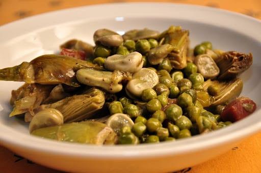 Contorni and Salads | Memorie di Angelina