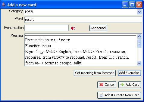 Tutorial How to use Memorize Word Flashcard System