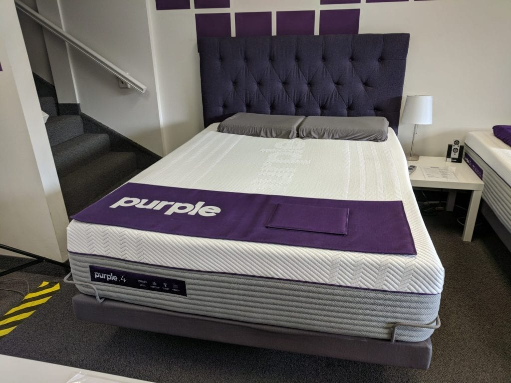 Purple Mattress Review Purple Mattress Memory Foam Mattress