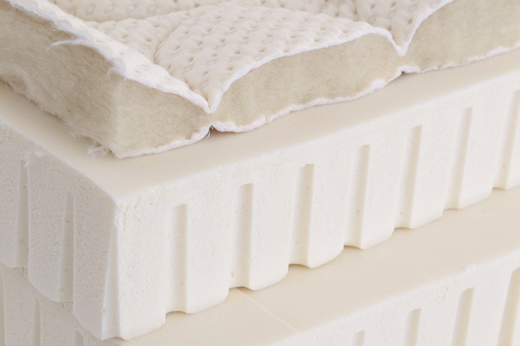 Latex Foam Mattress Natural Latex Mattress Foam Rubber Cores And Cotton With Wool