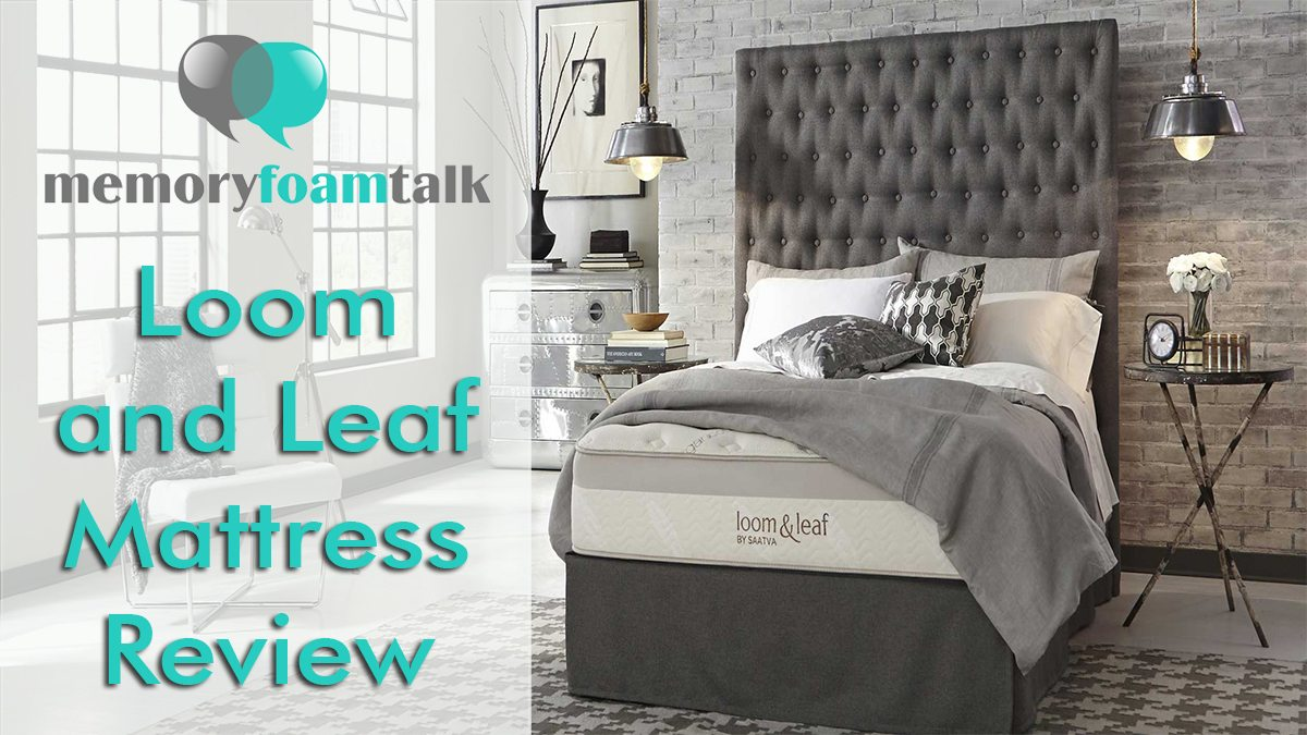 Helix Vs Loom And Leaf Loom And Leaf Review Best Mattresses Of 2019