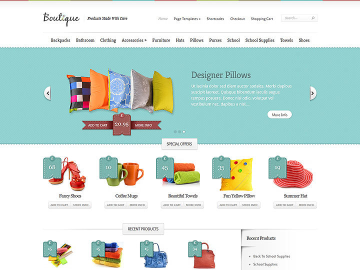 11+ Best Retail Themes for WordPress