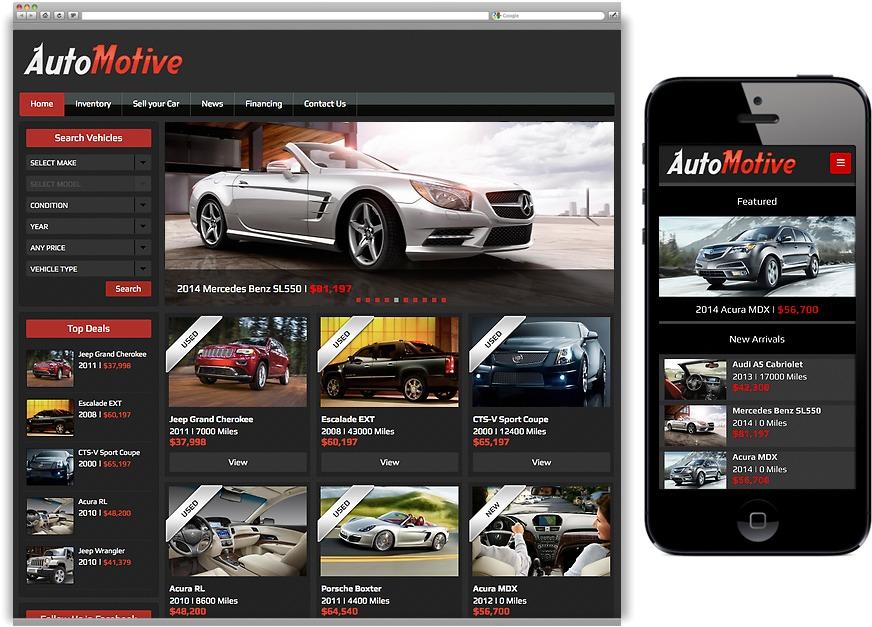 Best Car Rental WordPress Themes