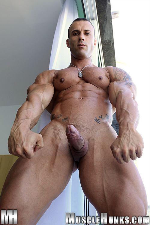 naked muscle men bodybuilders nude